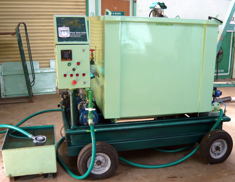 Oil Water Separator Oil Skimmers Coolant Recovery